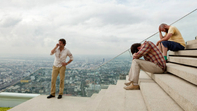 Review The Hangover Part Ii 2011 Empty Screens