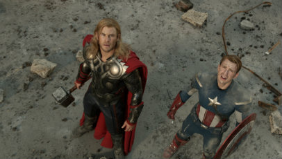 Review: The Avengers (2012)