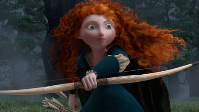 Review: Brave (2012)