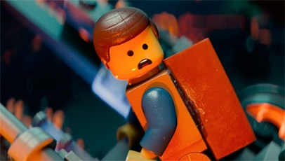 Review The Lego Movie 2014 Empty Screens