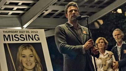 LIBRARY IMAGE OF GONE GIRL