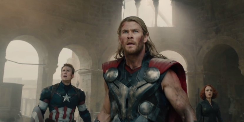 Review: Avengers: Age Of Ultron(2015)