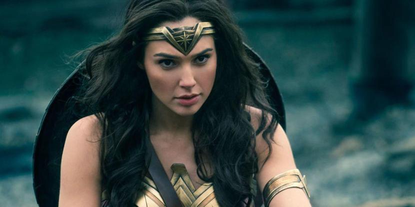 Review Wonder Woman 2017 Empty Screens